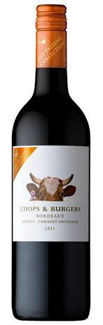 The Pairing Collection Chops & Burgers Bordeaux Rouge